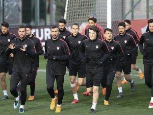 A Milli Takım, İrlanda Cumhuriyeti maçı hazırlıklarını sürdürdü