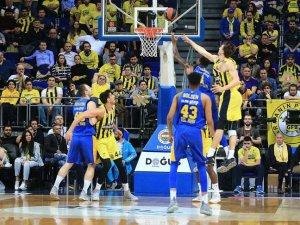 Fenerbahçe Doğuş, Sırbistan deplasmanında