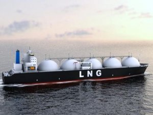 ABD'nin LNG ihracatı 4 katına çıktı
