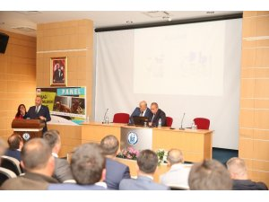 Bayburt Üniversitesi'nden 'Buzağı Ölümlerini Önleme' Paneli