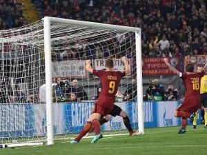 Roma ve Liverpool UEFA Şampiyonlar Ligi'nde yarı finalde
