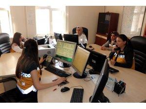 112 Acil Çağrı Merkezini 1 yılda 261 bin 225 kişi aradı