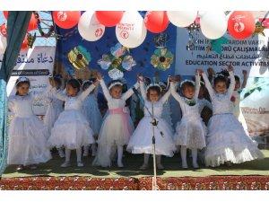 Suriyeli çocuklardan dünyaya mesaj