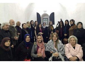 Kütahya'da Türk Sanat Müziği Konseri
