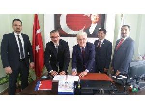 Çarşamba TB MYO ile sigortacılar iş birliği protokolü imzaladı