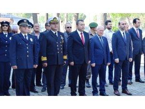 Lapseki'de Türk Polis Teşkilatı'nın 173. yıldönümü kutlamaları