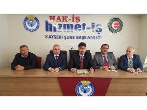 Hak-İş 1 Mayıs'ı Adana'da kutlayacak