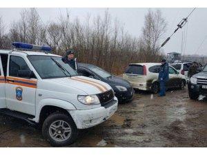 Rusya'da helikopter düştü: 6 ölü