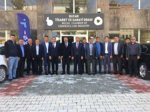 Başkanlardan ATO saldırısına kınama