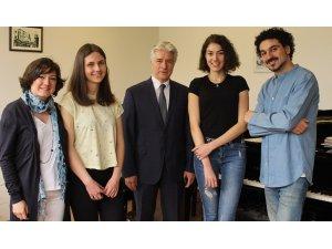 Konservatuvar öğrencileri Eskişehir Senfoni'ye seçildi