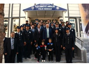 İlçe Emniyet Amirliği hizmet binası törenle açıldı