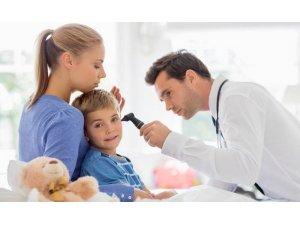 Çocuklarda kulakta sıvı birikmesi