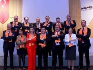 İDDMİB'in yeni başkanı Tahsin Öztiraki oldu