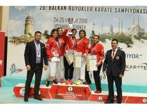 Erzincan'a 3 altın madalya