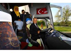 Torosların Kadınları Manavgat'ı Geziyor' projesi başladı