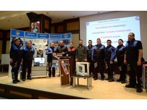 Antalya polisinden  'Keşke Demeden' Projesi