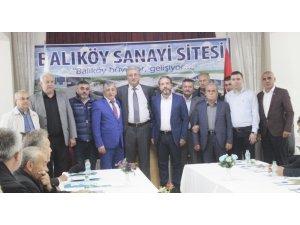 Balıköy'e sanayi sitesi