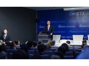 """Dışişleri Bakanı Çavuşoğlu: """"Artık bu kişinin ülkenin başından ayrılması gerekiyor"""""""