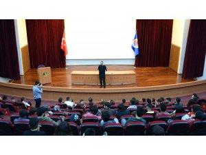 MEÜ'de 'Fotoğraf ve Time-Lapse' konferansı