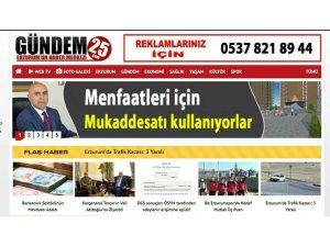Gündem25 Gazetesi 5. yılını kutluyor