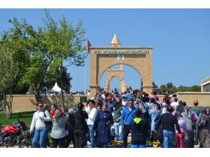 Çan Belediyesi geleneksel şehitlik gezileri başlıyor
