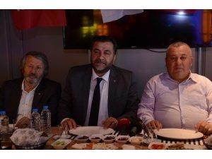 MHP'lilerin seçim toplantısı