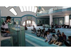 KBÜ'de Kur'an-ı Kerim'i güzel okuma yarışması