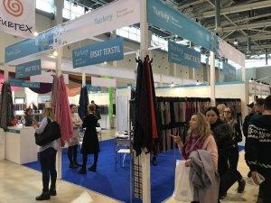 """Doğu Avrupa Tekstil Sektörü """"TEXTILLEGPROM"""" ile 50. kez Rusya pazarında"""
