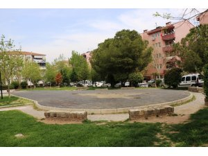 Yunusemre Belediyesi'nden Ayn-ı Ali'ye yeni park