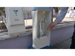 Tekirdağ'ın içme suyunun kalitesi ölçülüyor