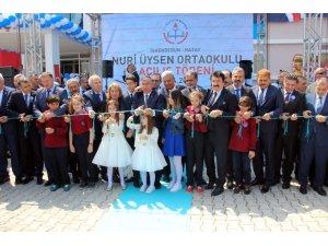 """Bakan Yılmaz: """"Avrupa'da eğitime en çok kaynak ayıran ülke Türkiye"""""""