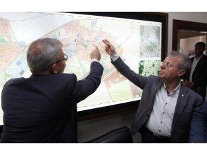 Saruhanlı'ya yeni sağlık yatırımları planlanıyor