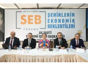 """Aktaş: """"Bursa'yı güzel günler bekliyor"""""""