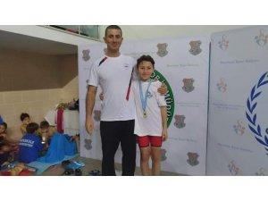 Sökeli yüzücü Türkiye Finallerinde Aydın'ı temsil edecek