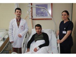Erzurum BEAH'ta hemoroide lazerli tedavi