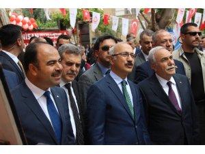 """Bakan Fakıbaba: """"98 yıl önce olduğu gibi bugün de her türlü şartta aynı ruhla birlik ve beraberlik içerisinde aynı mücadeleyi gösteriyoruz"""""""