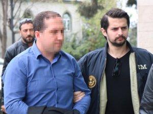 Samsun'da polis memuruna FETÖ'den gözaltı