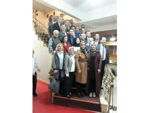 Nikah memurları Başiskele'de toplandı