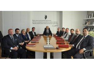 İTSO yönetim kurulu görev dağılımı yaptı