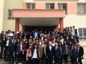 GAÜN Teknik Bilimler Meslek Yüksekokulu ziyaretlerine devam ediyor