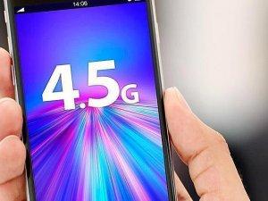 4,5G'li abone sayısı, 3G'lileri 6'ya katladı