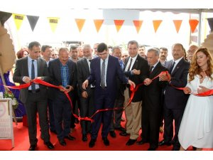 8'inci Fethiye Tarım ve Hayvancılık Fuarı açıldı