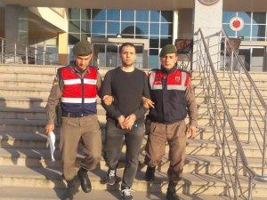 Edirne'de yakalanan 8 FETÖ şüphelisinden 2'si tutuklandı