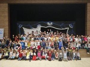 Büyükşehir çocuk festivali tiyatro şenliğinde 6 bin 442 kişiye ulaştı
