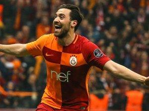 Galatasaraylı futbolcu Sinan Gümüş: Fatih hoca ile öz güvenimi yeniden kazandım