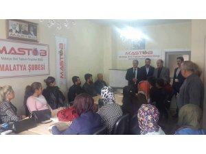 MASTÖB Akademi Eğitim Kursları devam ediyor
