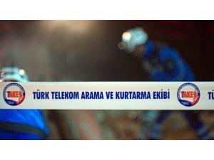 Türk Telekom Arama Kurtarma Ekibi 150 gönüllü üyesiyle Türkiye'nin hizmetinde