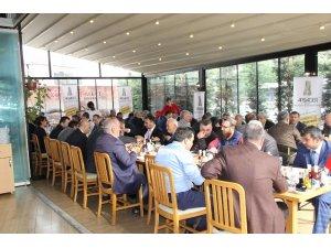 ARSİADER'den birlik ve beraberlik kahvaltısı
