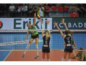 CEV Challenge Kupası Olympiakos'un