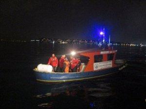 DAK-SAR ekiplerinden gece tatbikatı